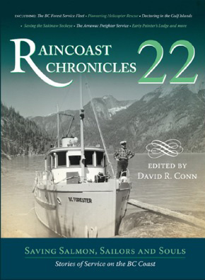 Raincoast Chronicles cover
